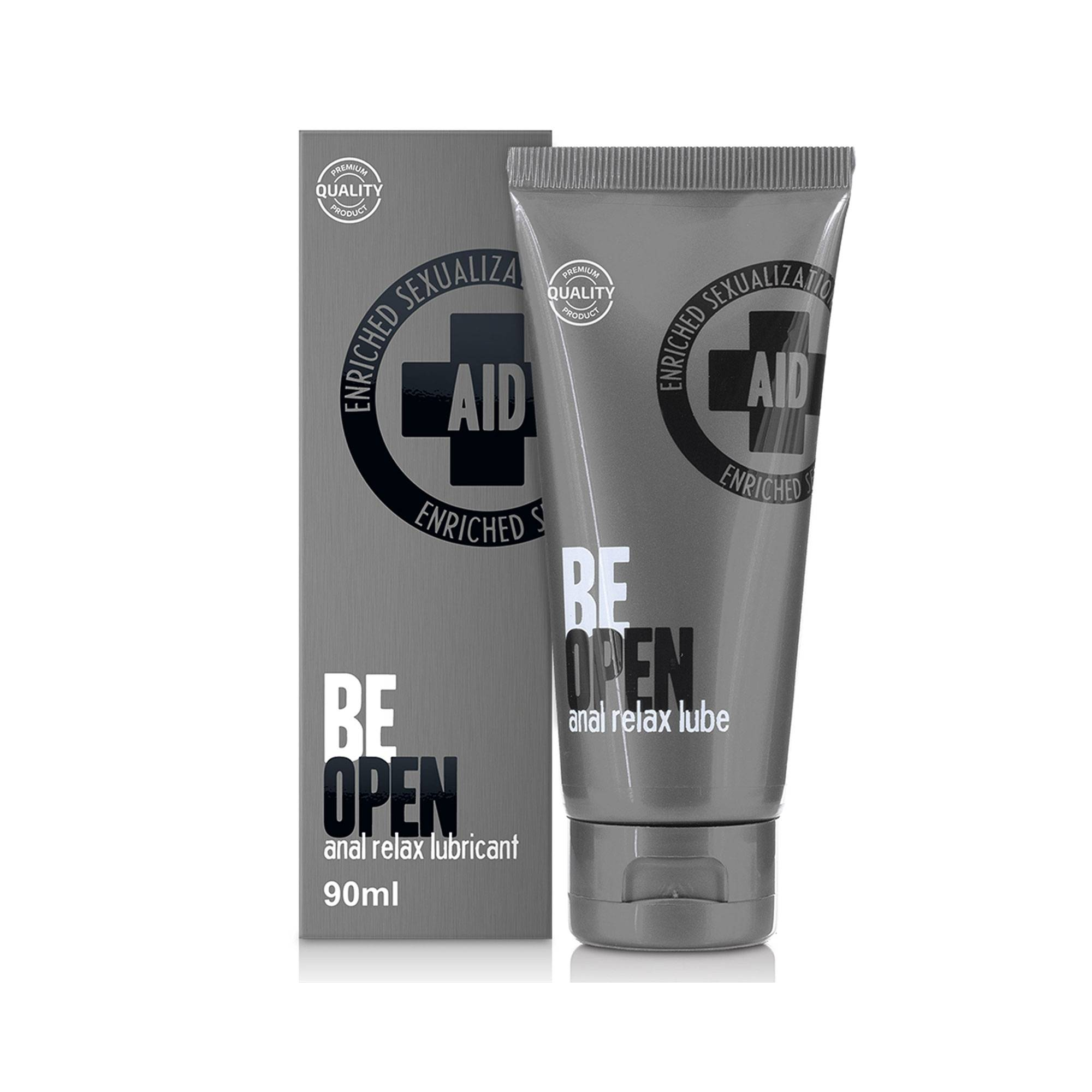 Cobeco Pharma Lubrifiant Relaxant Anal AID Be Open 90 ml