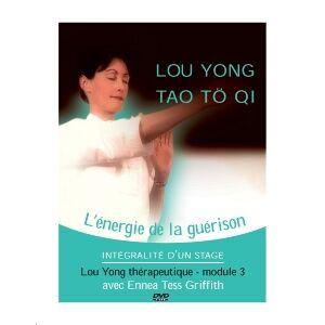 EccE Dvd coffret Lou Yong Tao Tö Qi vol 3 - L'énergie de la guérison - Publicité
