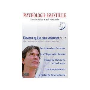EccE Dvd Psychologie Essentielle vol 7 - Comment avancer sur le chemin vers soi-même - Publicité