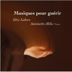 EccE CD Musique pour Guérir, Idris Lahore - Publicité