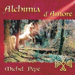 MP Productions CD Alchimia d'amore, Michel Pépé - Publicité