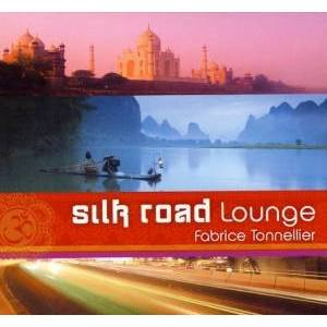 CD Silk Road Lounge, Fabrice Tonnellier - Publicité