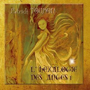 CD Hexalogie des Anges Vol 1, Patrick Touron - Publicité