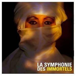 EccE CD La Symphonie des Immortelles - Publicité
