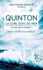 Chariot d'or Quinton - La cure d'eau de mer - La mer est un docteur !