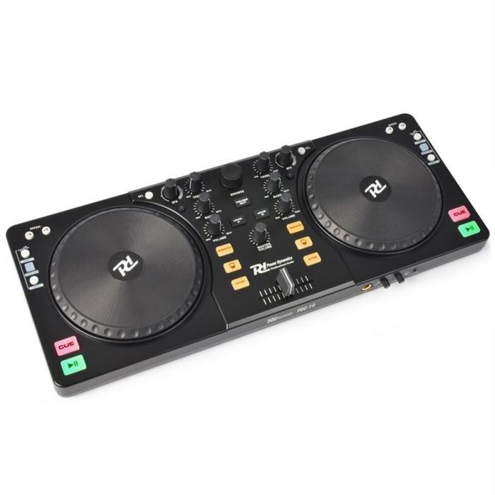 Power Dynamics PDC-10 Clavier contrôleur DJ USB MIDI