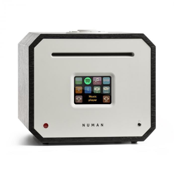 Numan Unison Octavox Edition – Récepteur tout-en-un avec amplificateur - noir