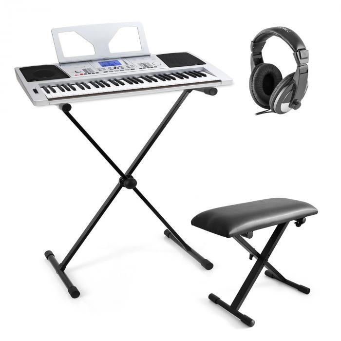 "Electronic-Star Schubert Pack piano numérique complet ""Little Mozart"""