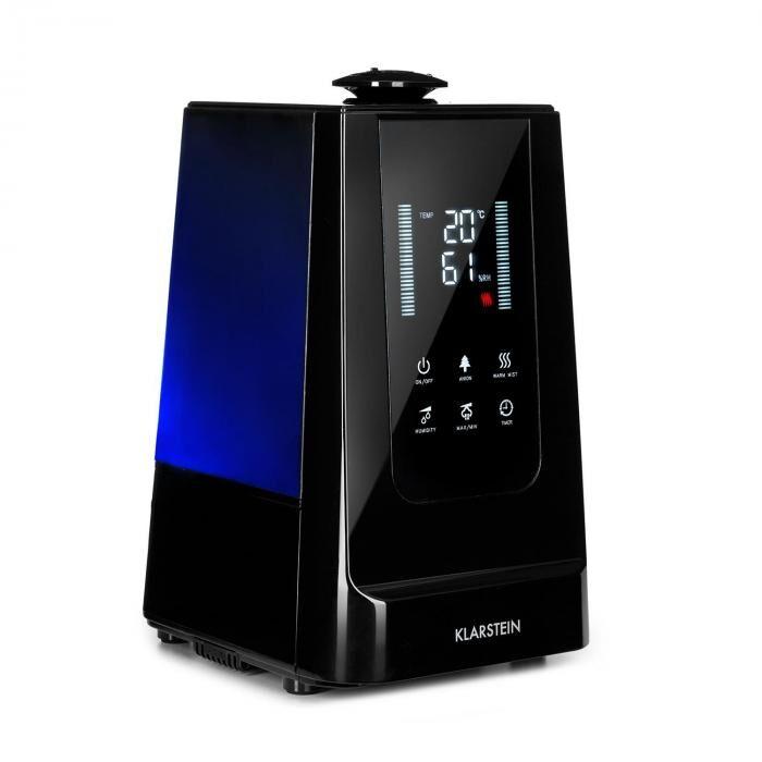 Klarstein VapoAir Humidificateur d'air ioniseur 350ml/h Réservoir 5,5l 30W