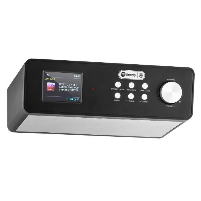 Auna KR-200 Radio cuisine internet Spotify Connect WiFi DAB+ FM RDS AUX