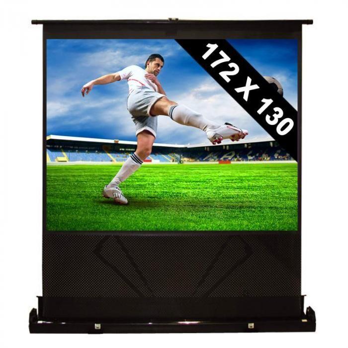 FrontStage Ecran de projection 172x130cm diagonale 218 cm 4:3