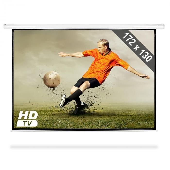 FrontStage Ecran extensible de projection Home cinéma HDTV 172x130cm 4:3