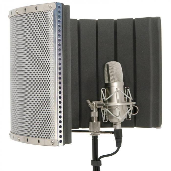 Chord Amortisseur de son mobile Chord 188.205 studio microphone