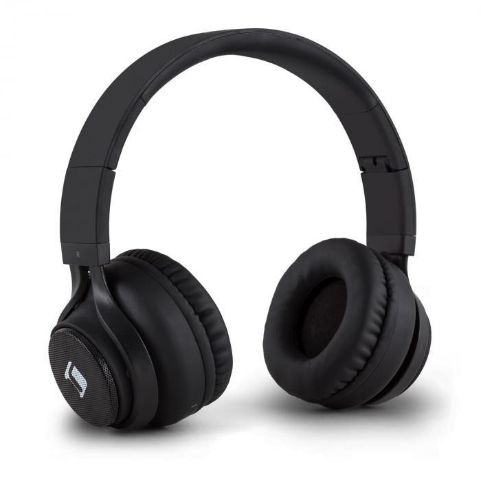 Auna Urban Chameleon Casque 2 en 1 enceinte Bluetooth 3.0 + EDR