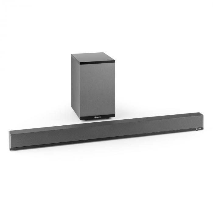 Auna Areal Bar 950 Barre de son sans fil subwoofer 140W Bluetooth USB MP3 AUX