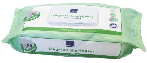 Abena-Frantex Lingettes imprégnées Extra large