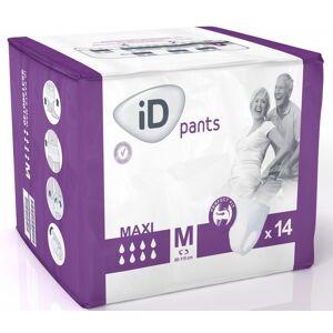 Ontex-ID Pants Medium Maxi - Publicité