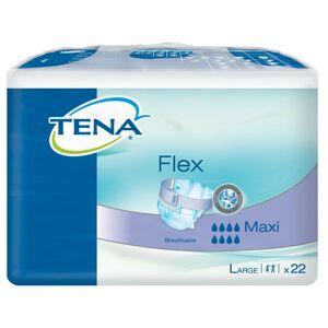 Tena Flex Large Maxi - Publicité