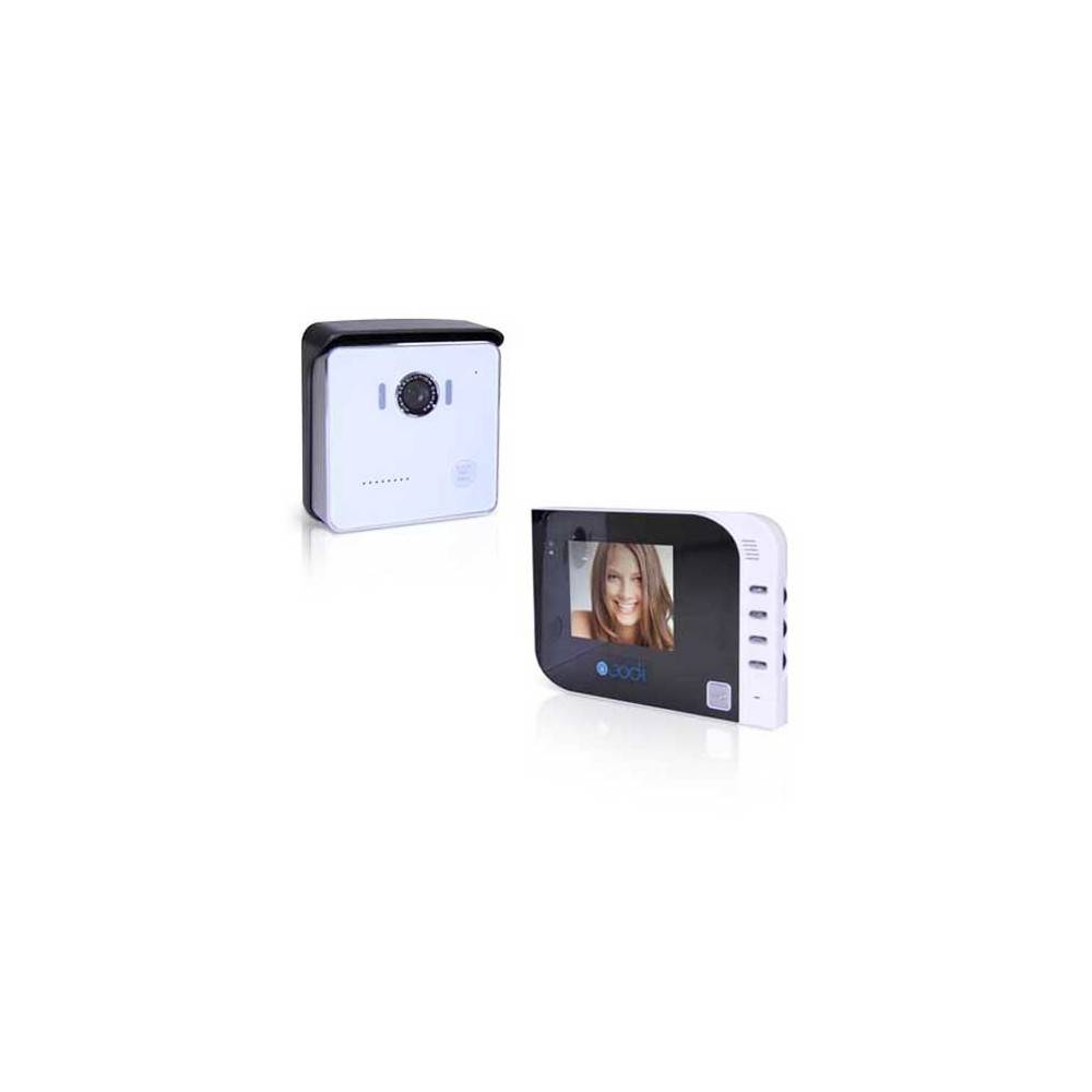 SecuriteGoodDeal Interphone video miroir 4