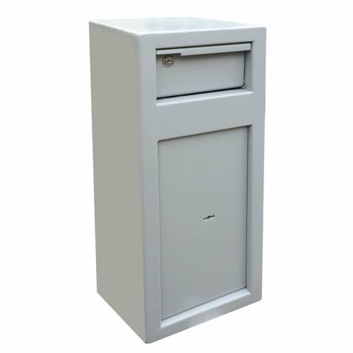 SecuriteGoodDeal Coffre fort 19L avec trappe de dépôt