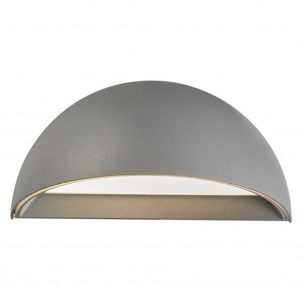 NORDLUX SMARTLIGHT ARCUSIP54 applique murale Aluminium-plastique Gris LED integrée 2700K - Nordlux 2019001010