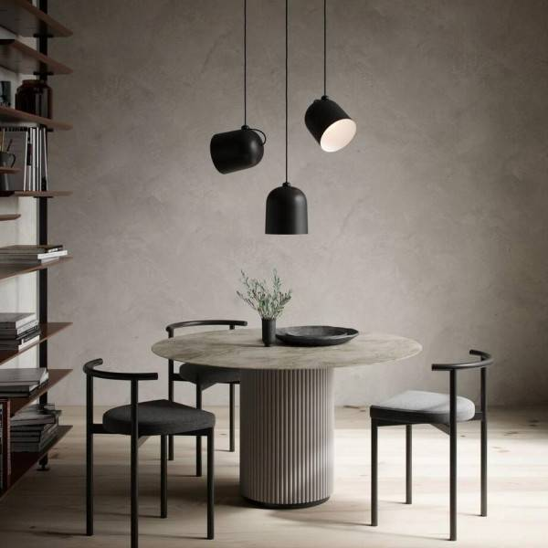 NORDLUX Suspension Noir ANGLE - Design For The People by Nordlux 2020673003