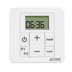 ACOVA Sèche-serviette ACOVA - KARÉNA Spa électrique 500W TSV-120-050/GF - Publicité