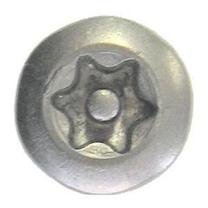 URMET Vis torx n20 4x10 sinthesi steel - URMET VTR7053 - Publicité