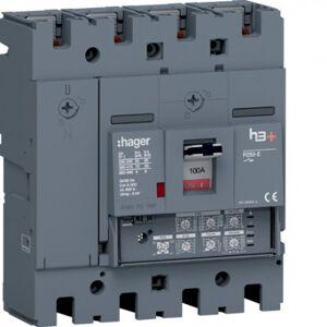 HAGER Disj.h3+P250 LSI 4x100A 70kA - APPAREILLAGE DE TETE HAGER HET101JR - Publicité