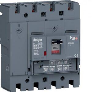 HAGER Disj.h3+P250 LSI 4x250A 50kA - APPAREILLAGE DE TETE HAGER HMT251JR - Publicité