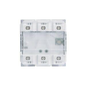 HAGER 6PB KNX LED - APPAREILLAGE MURAL HAGER WXT316 - Publicité
