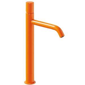 TRES Mitigeur lavabo Orange STUDY COLORS - TRES - 26130801TNA - Publicité