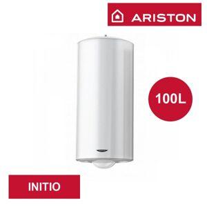 ARISTON Chauffe-eau électrique vertical mural Initio 100 l - Ø 560 mm - ARISTON 3000325 - Publicité