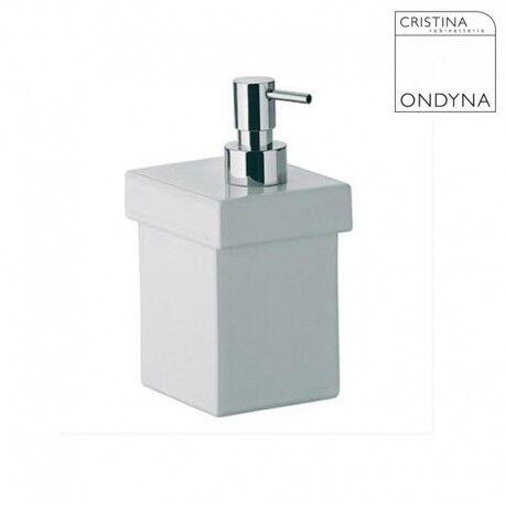 CRISTINA ONDYNA Distributeur savon liquide SKUARA Ceramique - CRISTINA ONDYNA - SK52804