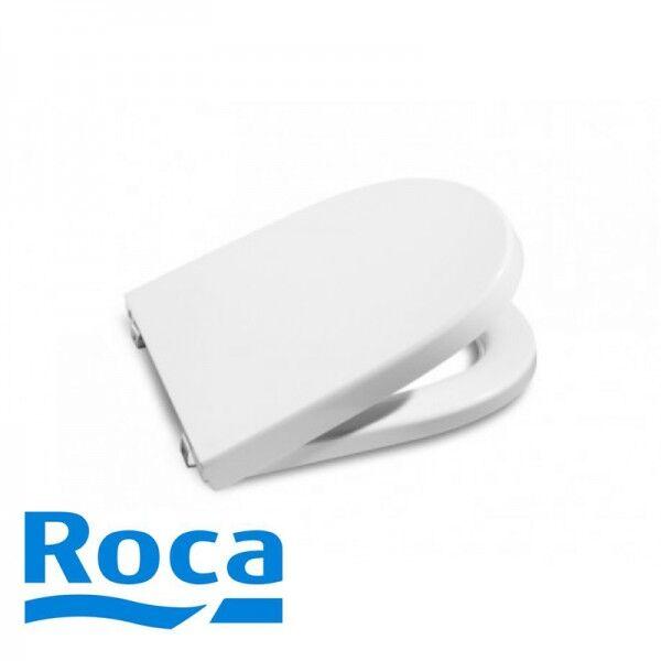 ROCA Abattant wc double silensio Blanc MERIDIAN - ROCA - A8012A200B