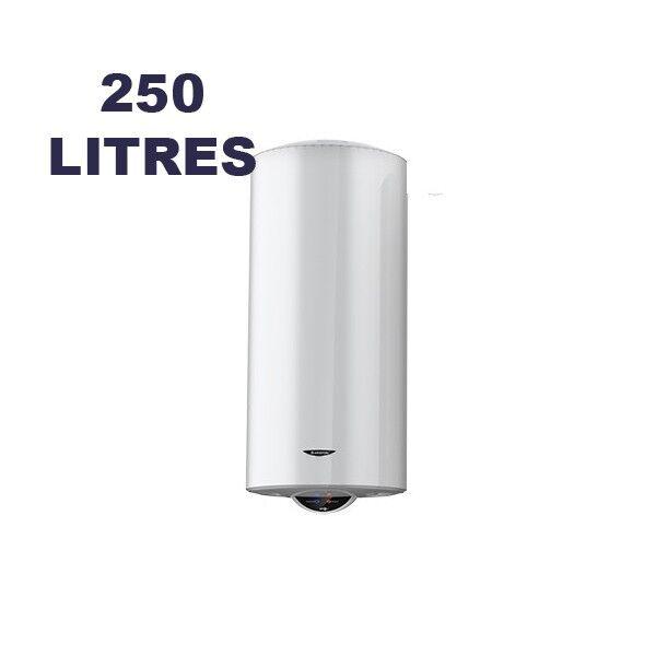 ARISTON Chauffe-eau électrique vertical au sol 250 litres - HPC - ARISTON 3000683