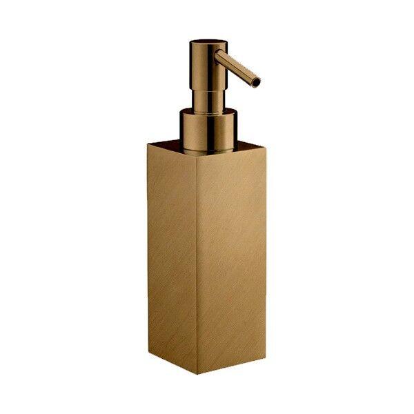 CRISTINA ONDYNA Distributeur de savon liquide Vieux Bronze QUATTRO - CRISTINA ONDYNA QU72792