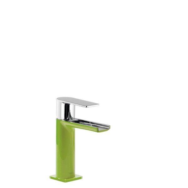 TRES Mitigeur lavabo robinet cascade bec ouvert. REMARQUE: la robinetterie à bec casc - TRES 20011001VE