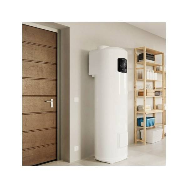 ARISTON Chauffe-eau thermodynamique 250 litres NUOS PLUS WIFI - ARISTON 3069776