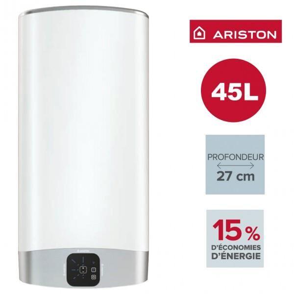 ARISTON Chauffe-eau ARISTON Velis EVO 45L - vertical/horizontal electrique 3623376