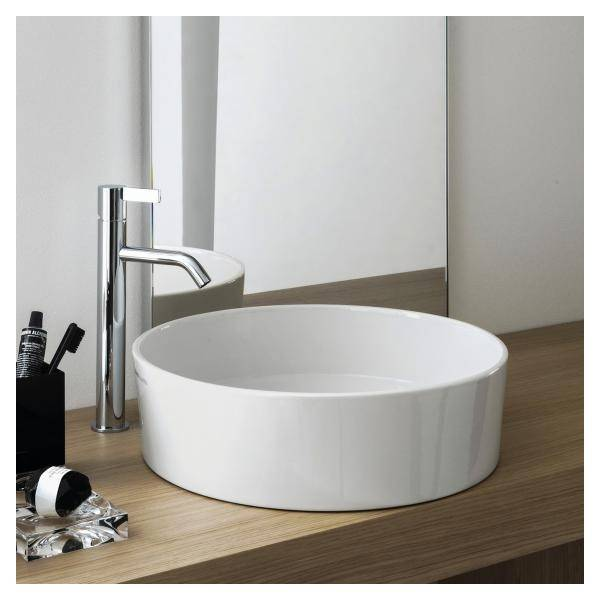 ROCA Lavabo A Poser Kartell Np Ss Tp 42 Lccb - ROCA H8123314001121