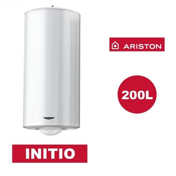 ARISTON Chauffe-eau électrique vertical mural Initio 200 l - Ø 505 mm - ARISTON 3000571