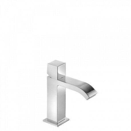 TRES Mitigeur lavabo avec bec cascade - TRES 00610102