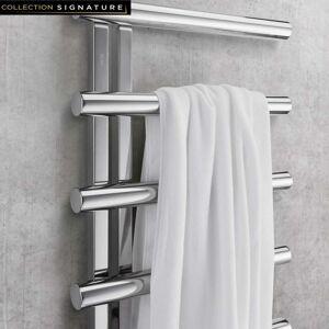 ACOVA Sèche-serviette ACOVA Chime eau chaude 438W CHI-180-050 - Publicité