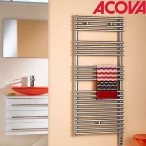 ACOVA Sèche-serviette ACOVA CALA Inox 546W chauffage central LNI-144-050 - Publicité