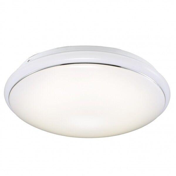 NORDLUX MELO 34 SENSOR plafonnier Métal et plastique Blanc LED integrée 3000K - Nordlux 78866001