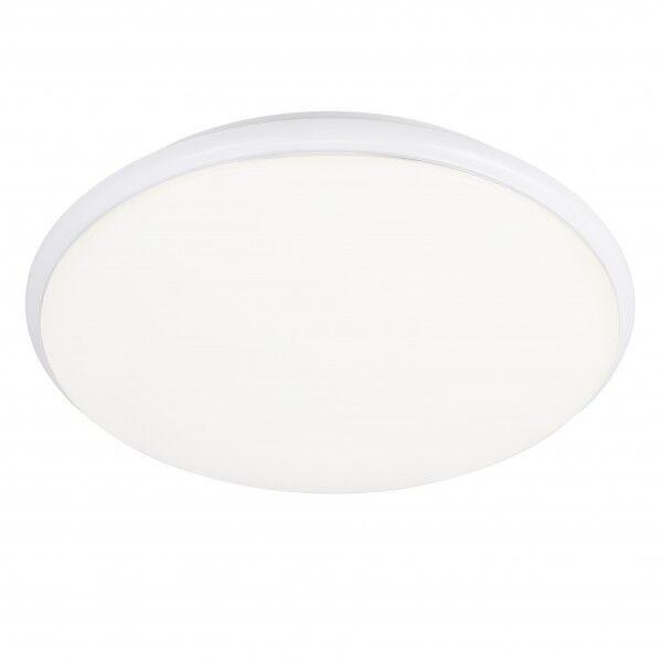 NORDLUX MELO 40 plafonnier Métal et plastique Blanc LED integrée 3000K - Nordlux 77666001