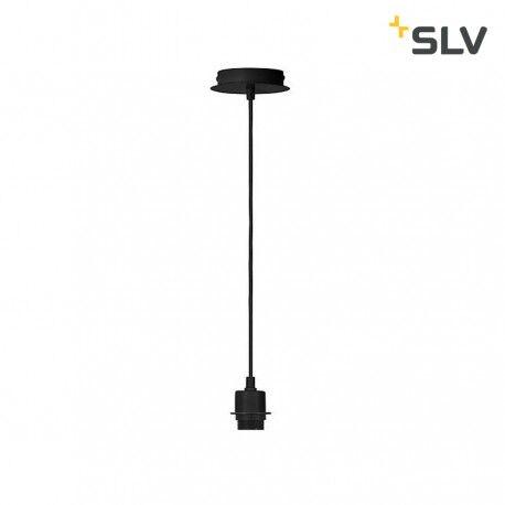 SLV Câble de suspension FENDA Noir - SLV 155560