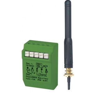 YOKIS Telerupteur 10A Radio Power Ant.Ext - YOKIS MTR2000ERPX - Publicité