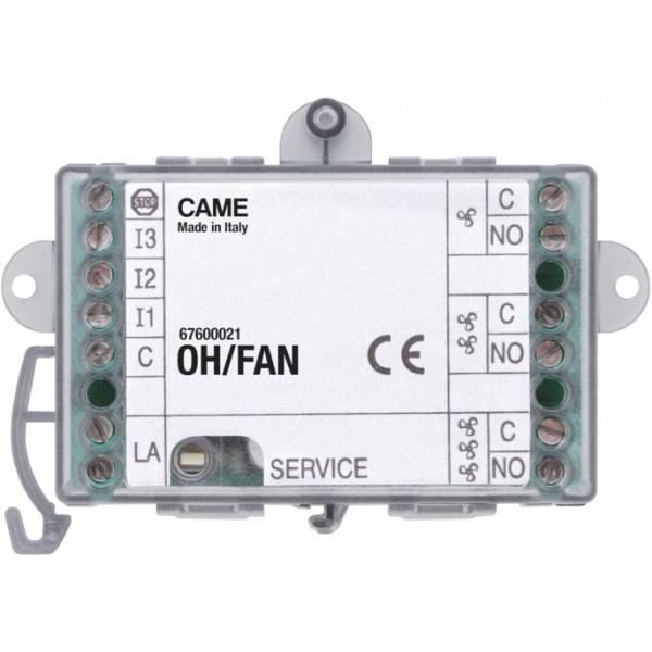 CAME OH/FAN-Module contr. Ventilo-convecteur CAME 67600021